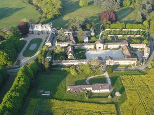Chateau de Curzay sur Vonne