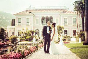 Couple de mariés Label' Emotion