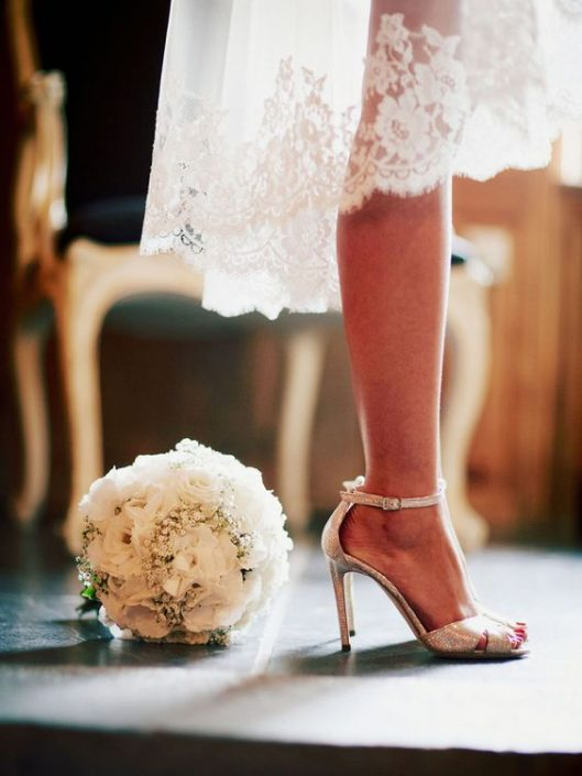 Portfolio Bouquet Chaussures Mariage
