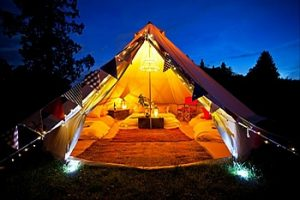 Le Glamping Mariage